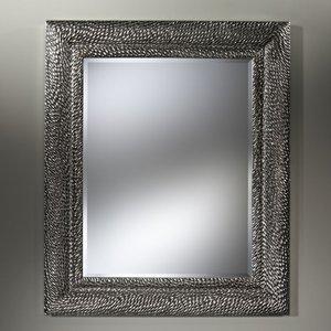 Deknudt Mirrors Deknudt Dragon Silver Wall Mirror, Silver