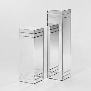 Deknudt Mirrors Deknudt Ribbon Large Mirrored Pillar