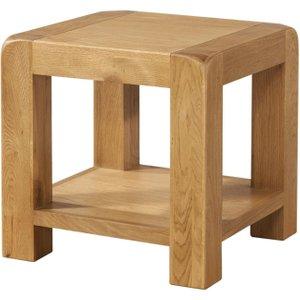 Devonshire Pine and Oak Devonshire Avon Oak Lamp Table