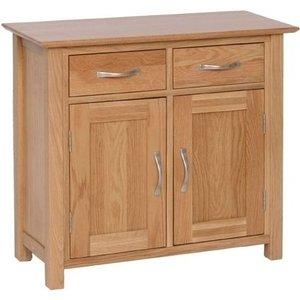 Devonshire Pine and Oak Devonshire New Oak Medium Sideboard
