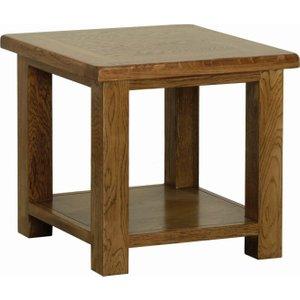Devonshire Pine and Oak Devonshire Rustic Oak Small Coffee Table
