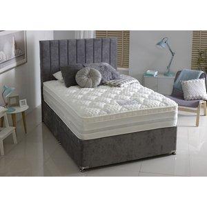 Dura Beds Oxford 1000 Pocket Spring Sprung Edge Divan Bed