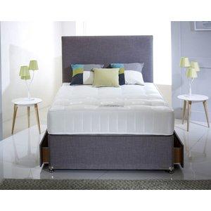 Dura Beds Posture Care 1000 Pocket Ortho Sprung Edge Divan Bed