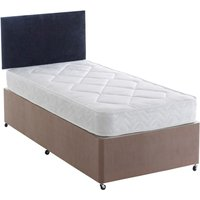 Dura Beds Winchester Light Quilted Platform Top Divan Bed