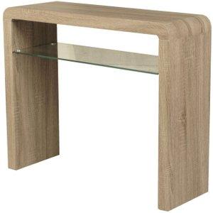 Annaghmore Encore Havana Dark Oak Medium Console Table