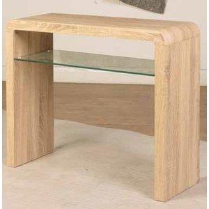Annaghmore Encore Sonoma Oak Medium Console Table