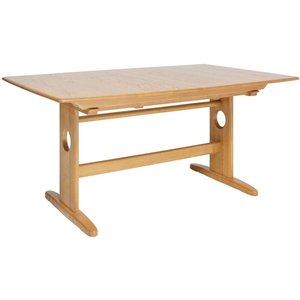 Ercol Windsor Large Extending Dining Table, Lacquered