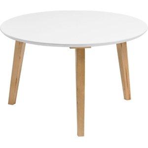 Premier Housewares Fiesta Chic White Coffee Table, White