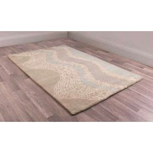 Prestige Collection Fusion Campeche Handtufted Wool Rug, Campeche