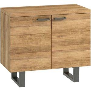 Classic Furniture Fusion Oak 2 Door Sideboard
