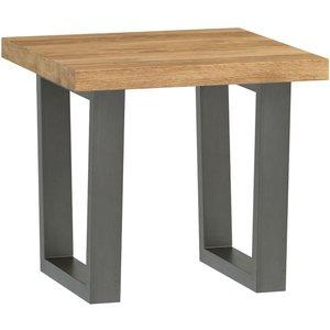 Classic Furniture Fusion Oak Lamp Table