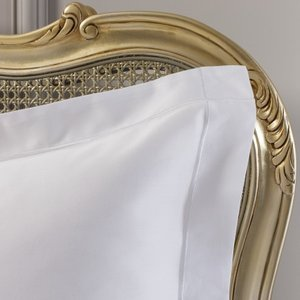 Gallery Direct Chelsea Oxford Pillowcase (pair) - White, White