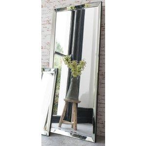 Gallery Direct Luna Leaner Rectangular Mirror - 78cm X 178cm