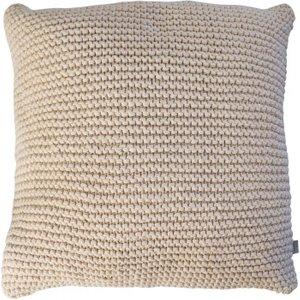 Gallery Direct Opal Knitted Cushion (set Of 2) - Blush 45cm X 45cm, Blush
