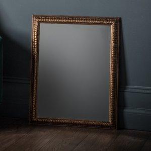 Gallery Direct Townsend Bronze Rectangular Mirror - 61cm X 76cm, Bronze