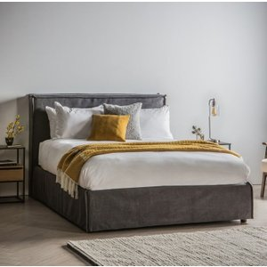 Gallery Direct Made To Order Gallery Milan Ottoman Bed