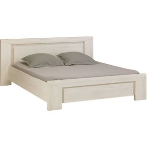 Gami Sarlat Cherry White Bed, Cherry White
