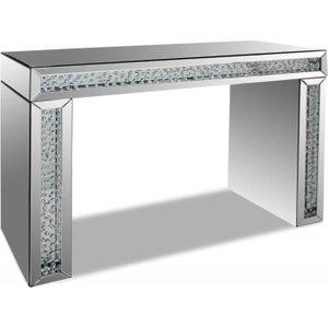 Fairmont Glitz Mirrored Console Table