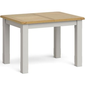 Global Home Guilford Painted Small Extending Dining Table, Painted
