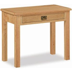 Global Home Salisbury Lite Oak Laptop Desk