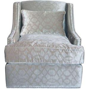 Deco Home Guildford Cream Lauren Swivel Chair