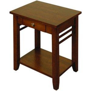 Annaghmore Hanover Dark Oak Lamp Table
