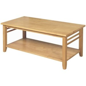 Annaghmore Hanover Light Oak Coffee Table