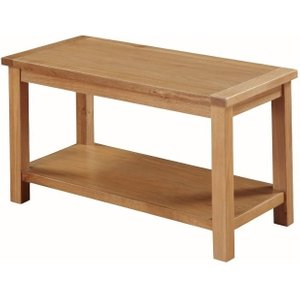 Annaghmore Hartford City Oak Coffee Table