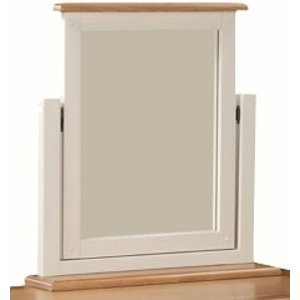 Annaghmore Heritage Stone Painted Vanity Mirror, Painted