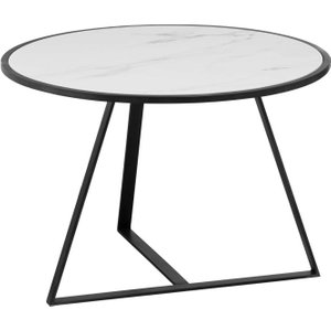 Hill Interiors Grey And Marble Coffee Table