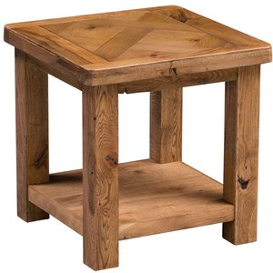 Homestyle Gb Furniture Homestyle Gb Aztec Oak Lamp Table