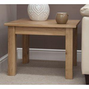 Homestyle GB Furniture Homestyle Gb Lyon Oak Small Coffee Table