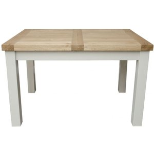 Homestyle Gb Furniture Homestyle Gb Painted Deluxe Extending Dining Table, Painted