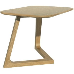 Homestyle GB Furniture Homestyle Gb Scandic V Oak Small Lamp Table