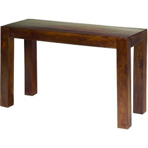 Jaipur Furniture Jaipur Dakota Walnut Mango Wood Console Table