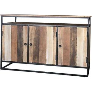 Jaipur Furniture Jaipur Industrial Reclaimed Mango Wood Medium Sideboard