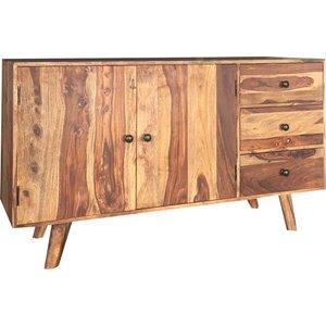 Jaipur Furniture Jaipur Oker Sheesham Wood Medium Sideboard