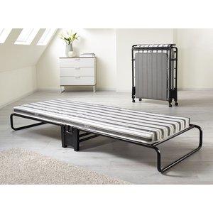 Jay-be Advance Airflow Fibre Single Folding Bed, Durable Powder Coat Paint