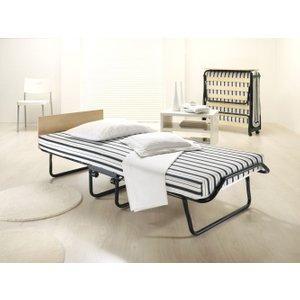 Jay-be Jubilee Airflow Fibre Single Folding Bed, Epoxy Paint