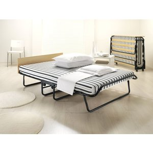 Jay-be Jubilee Airflow Fibre Small Double Folding Bed, Epoxy Paint