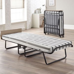Jay-be Supreme Airflow Fibre Single Folding Bed, Durable Epoxy Paint