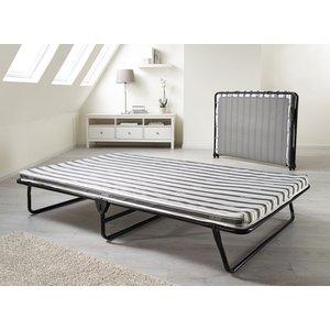 Jay-be Value Airflow Fibre Small Double Folding Bed, Durable Powder Coat Paint