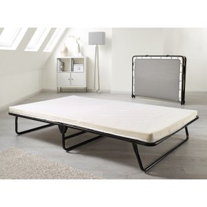 Jay-be Value Memory Foam Small Double Folding Bed, Durable Powder Coat Paint
