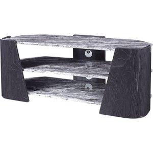 Jual Furnishings Jual Sorrento Grey Slate High Gloss Tv Stand Jf906, Grey Slate and Marble Effect High Gloss