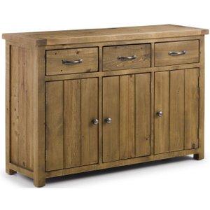 Julian Bowen Furniture Julian Bowen Aspen Pine Sideboard