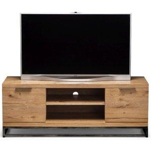 Julian Bowen Furniture Julian Bowen Brooklyn Oak Tv Unit, Rustic