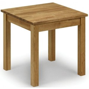 Julian Bowen Furniture Julian Bowen Coxmoor Oak Lamp Table