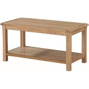Annaghmore Kilmore Oak Coffee Table