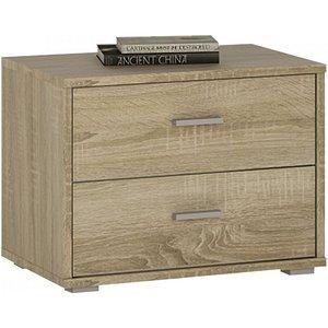 Furniture To Go Mario Sonama Oak Bedside Cabinet 4051247