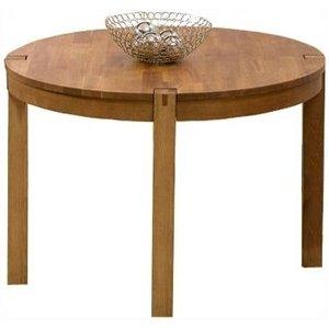 Mark Harris Furniture Mark Harris Verona Oak Round Dining Table, Oiled
